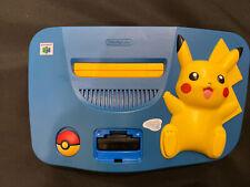 Pokemon Nintendo 64 / N64 Console NTSC - RGB Board - DeBlur - Borti4938 RGB v2.1