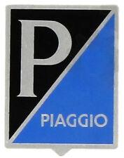 PIAGGIO SCOOTER LOGO FONTALE SIGLA sticker adesivo cromo EMBLEMA STEMMA .