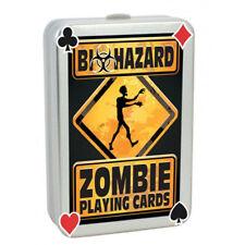 Effrayant Zombie Cartes De Jeu Nouveauté Enfants Adultes Amusant Drôle