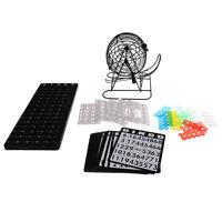 1 Set Bingo Game 75 Balls Lottery Machine for Public Show/Party Balls Game