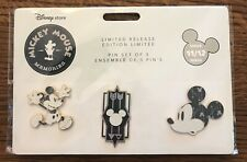 Disney Mickey Mouse Memories November Pins Collectible Limited Edition 2018