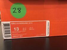 Kay Yow Nike Hyperdunk 2013