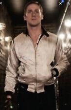 Drive Scorpion Ryan Gosling Satin Jacket size medium