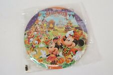 Tokyo Disney Resort Button TDL Halloween 2014 Mickey Minnie TDR JAPAN