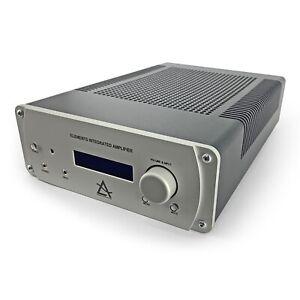 Integrated Amplifier - Leema Acoustics Elements - Silver - RRP £1700