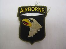 NEW US. 101st. AIRBORNE PARA DIVISION BADGE  PATCH ( SCREAMING EAGLE )