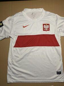 Poland Football Shirt Polska 2012 Euro