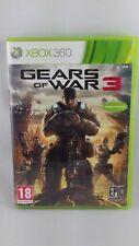 Jeu Xbox 360 Gears of war 3