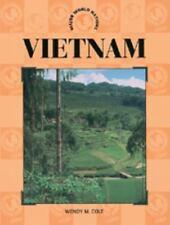 Vietnam (Major World Nations) Wendy Cole Book Social Studies Geography Techer