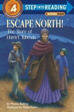 Step into Reading: Escape North! : The Story of Harriet Tubman by Monica...