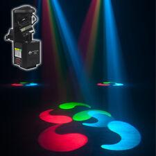 American DJ ADJ Inno Pocket Roll DMX LED 12W Barrel Mirror Scanner Light