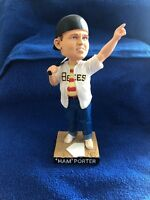 Salt Lake Bees Ham Porter The Sandlot SGA Bobble Bobblehead New in Box