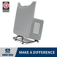 Hardtop Storage Cart// Holder and Liftglass Retainer Bar for Jeep Wrangler JK