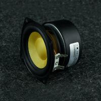 """3"""" inch 4Ohm 8Ohm 25W Midrange Speaker Bass Woofer Audio Stereo Loudspeaker"""