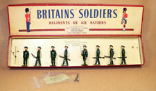 Vintage Britains Toy Soldiers - The Rifle Brigade - The Floca Collection