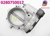 Genuine OE Bosch Throttle Body for Mercedes Benz CL CLK CLS ML SL SLK 0280750017