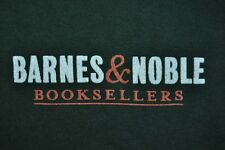 T-SHIRT M MEDIUM BARNES AND NOBLE BOOKSELLERS BOOKSTORE BOOKS SHIRT