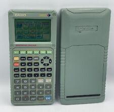 Vintage CASIO Calculatrice CFX-9930GT 32 Ko Graphique Couleur Fonctionnelle