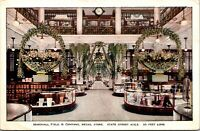 Postcard Marshall Field and Company Retail Store Chicago, Illinois~137460