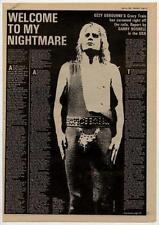 Ozzy Osbourne UK Interview 1982 ABC