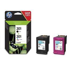 Pack Originale HP 301bk HP 301c Cartuccia Originale Standard 301 Ch561ee Ch5