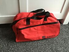 Red Hold-all Bag For SEAT Car 19in X 11in