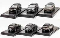 LCD 1/64 Scale Car Models SUV Land Rover Range Rover 3pcs(Black Brown Gray)-Gift