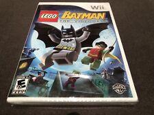 LEGO Batman: The Videogame (Nintendo Wii, 2008) New sealed