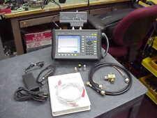 Acterna/Willtek 9102 Spectrum Analyzer With Options Tracking/Reflection Measure