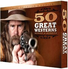 NEW Ultimate Western Collection Box Set (DVD)