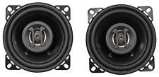 Pair Hifonics Zeus Zs4Cx 4 Inch 350 Watt 2 Way Car Audio Coaxial Speakers