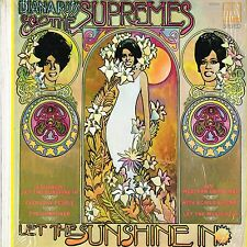 SUPREMES DIANA ROSS let the sunshine in U.S. MOTOWN LP_orig 1969 MS-689