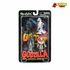 Godzilla Minimates Series 2 Box Set