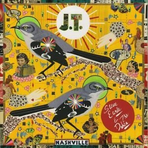 Steve Earle & The Dukes J.T. VINYL LP NEW (19TH MAR) ups