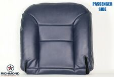 95-99 Chevy Tahoe Z71 LIFTED 2-Door 4X4-PASSENGER Bottom Leather Seat Cover Blue