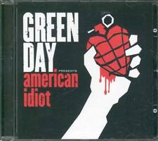 Green DAY-AMERICAN mentecatto [CD Nuovo]
