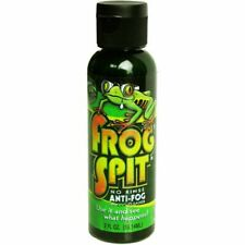 Frog Spit No Rinse Anti-Fog Cleaner w/ Earth Friendly Ingredients Water Soluble