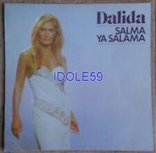 Vinyles dalida chanson française 33 tours