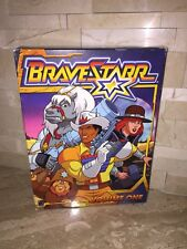 BRAVESTARR VOLUME ONE DVD
