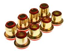 Energy Suspension Control Arm Bushing Set Red Front for 60-64 Impala # 3.3108R
