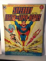 DC Comics Limited Collector's Edition Presents Superboy, Legion Of Super Heroes