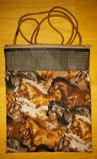 Sugar Glider Bonding Pouch (Horses!)
