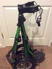 Sun Mountain Speed Cart V1 Golf Bag Push/Pull 3-Wheel Folding Caddy Green
