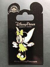 Disney Pin Minnie Mouse Tinkerbelle Fairy
