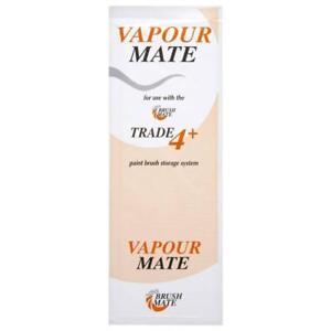 Brushmate Brush Mate Vapour Mate Pad Long Lasting Brush Storage UK 4+ Kit (B114)