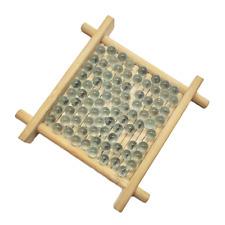 500pcs 6mm High Precision Transparent Glass Beads Small Marbles Fish Tank Decor