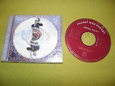 Arnon Palty - Pocket Size Pocket - VERY RARE 1995 CD Israel Israeli Fusion Jazz