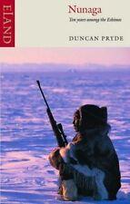 Nunaga: Ten Years Among the Eskimos-ExLibrary