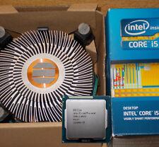 Intel Core i5-3470T 2,9 - 3,6 GHz Ivy-Bridge 22nm 1155 + Kupferkernkühler i5/i7