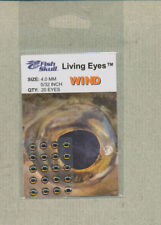 Fish Skull - Living Eyes - 4.0 mm - wind  quantity 20     FS-LE-W4